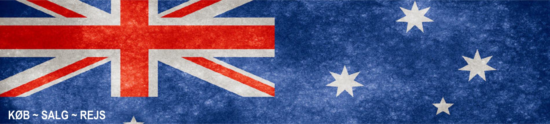 Bilkøb i Australien